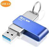 USB 32GB Speicher Drive  USB3.0 Alu