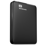 ext. Festplatte 500GB SSD WD Elements USB3.0