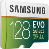 128GB microSD Card Samsung EVO Select 100MB/s MB-ME128HA/EU