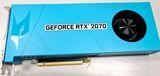 PCIe Grafikkarte 8GB Zotac RTX2070 GDDR6 HDMI 3x DisplayPort