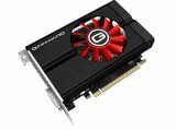 PCIe Grafikkarte 4GB GF GTX1050Ti Gainward GDDR5 DVI HDMI DP