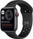 Apple Watch SE Nike 44mm Cellular Spacegrau