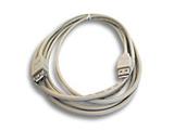 Kabel USB Verlängerung USB 2.0 m/w Typ A/A 3,0m