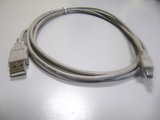 Kabel USB m/m, Typ A/Mini 4P f. Digicams
