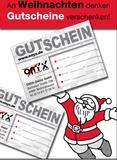 ONYX Geschenkgutschein variabel und Online wiedereinlösbar