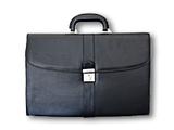 Notebooktasche 39,1cm (15,6) Schwarz Lederoptik für Laptops
