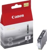 Canon CLI-8bk black   iP4200/5200/3300 MP500/800 MX850
